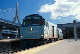 Amtrack Amtrak Downeaster