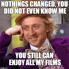Hysterical Memes - emo hysteria over the death of gene wilder imgflip