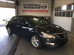 grey nissan altima black rims nissan altima 2013 with 143 720km at stouffville serving markham