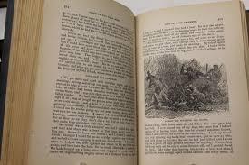 rare 1888 story of the wild west pioneers daniel boone crockett