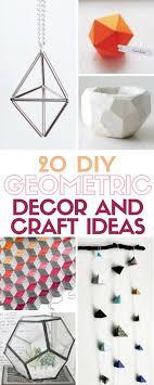 geometric home decor 20 diy geometric decor and craft ideas the crafty blog stalker