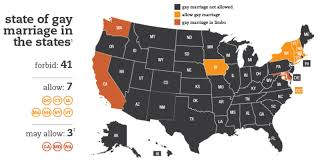 Dc State Map by Map Of Us States Allowing Marriage At Maps