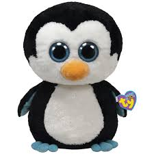ty waddles penguin large beanie boo u0027s paper store
