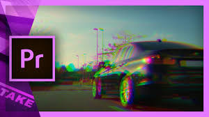 create a glitch distortion effect in premiere pro cinecom net