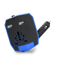 Multi Socket Car Charger With Usb Port Wholesale Explosion Proof Plug And Socket Universal Travel Adapter