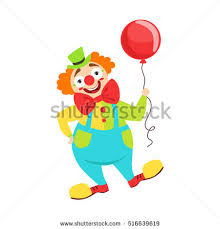 clown balloon l clown stock images royalty free images vectors