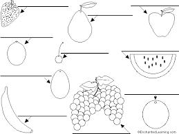 label the fruit vocab ideas pinterest spanish worksheets