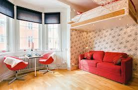 Small One Room Apartment Interior Design Inspiration - Small one room apartment interior design inspiration