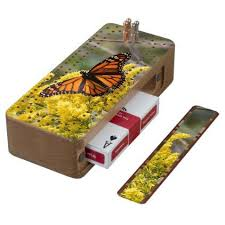 monarch butterfly cribbage board home gifts ideas decor special