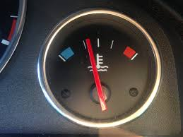 e30 life cluster tidy up and temp gauge