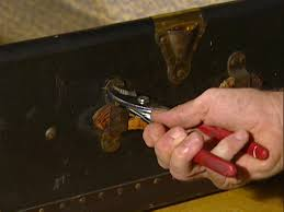 how to repair an old trunk how tos diy