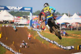 pro motocross racer aaron plessinger at muddy creek moto spy episode 3
