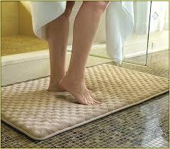 Memory Foam Bathroom Rug Set Bathroom Rugs Target For Memory Foam Bath Rug Set 19