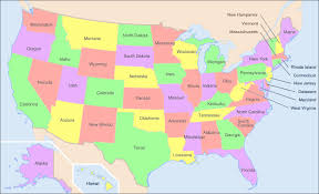 Georgia Usa Map by Maps Usa Map North Printable Blank Map Of America Been Looking