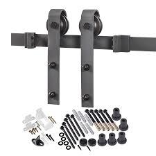 crown metalworks black decorative nail heads 12 pack 10037 the sliding garage door hardware kit