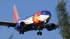 Southwest 59 One Way Flights by Southwest Airlines 737 700 Colorado One Livery Features