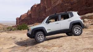 jeep renegade concept 2016 easter jeep safari concept trucks test drives with photos