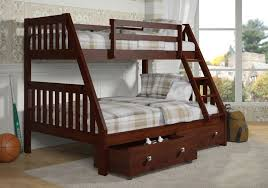 Solid Wood Bunk Beds With Storage Solid Wood Bunk Beds Southbaynorton Interior Home