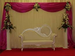 asian wedding stage decorations flickr
