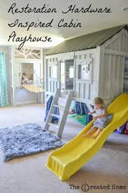 Ana White Diy Basement Indoor Playground With Monkey Bars Diy by Best 25 Indoor Playhouse Ideas On Pinterest Kids Indoor