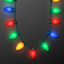 light bulbs necklace