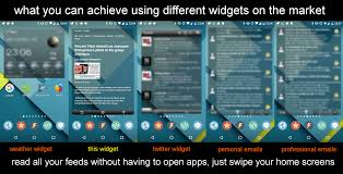 widget for facebook android apps on google play