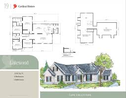 cardinal house plans numberedtype