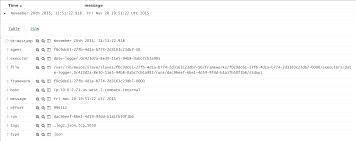 grok pattern exles filtering logs with elk mesosphere dc os documentation