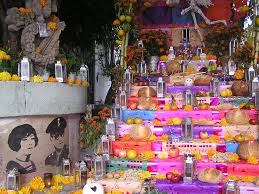 celebrating day of the dead in mexico planeta