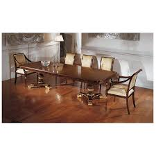 Italy Dining Table The Migliori Collection 98 Formal Italian Dining Table Gv1238