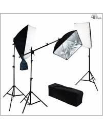 Photography Lighting Kit Amazing Holiday Shopping Savings On 2700w Continuous Softbox