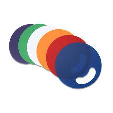 plastic fans 4imprint breezin plastic fan 109839 rd