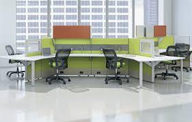 AIS Matrix Open Plan Segmented Tile Cubicle Workstations - Ais furniture