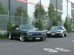 nissan cedric nissan cedric y32 the resurrection completed pics p6