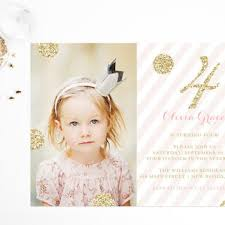 gold glitter first birthday invitations from fancybelle on etsy