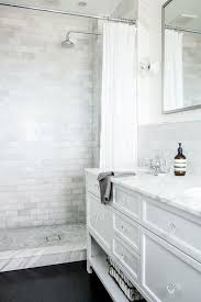 Gray And White Bathroom - best 25 small tile shower ideas on pinterest shower ideas