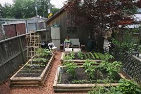 home vegetable garden service home outdoor decoration