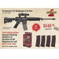 best 223 black friday deals bushmaster 223rem 5 56nato 16