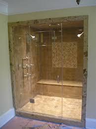 Glass Shower Door Frameless Inline Frameless Shower Enclosure Frameless Steam Shower Va