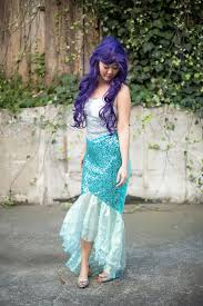 Mermaid Halloween Costume Wtfab Mermaid