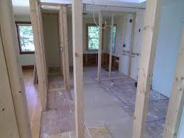 Bathroom In Garage Remodeling Space Over A Garage Larger Master Bathroom New Harbor Maine