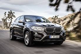 bmw 2015 model cars 2015 bmw x6 redesigned but not reconfigured j d power cars