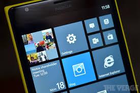 windows phone dies today the verge