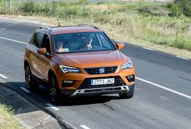 seat ateca 2016 drive co uk seat ateca suv first drives from barcelona