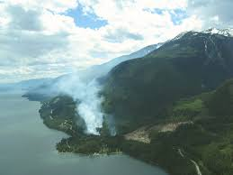 Wildfire Bc Government by New Airtankers Attack Wildfire Near Kaslo Bc British Colu U2026 Flickr