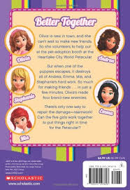 amazon lego friends town chapter book 1 lego