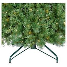 10 5ft prelit artificial tree douglas fir clear lights