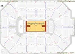 Depaul Map Allstate Arena Seating Chart Depaul Basketball My Blog