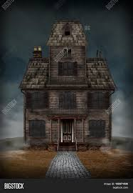 haunted house scary old house good for use in halloween or horror