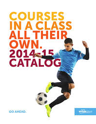 2014 florida virtual course catalog by florida virtual
